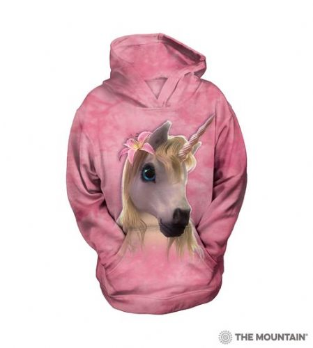 Kids  Hoodies - Cutie Pie Unicorn - The Mountain®